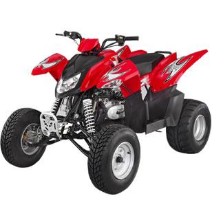 ATV-Quad tuning
