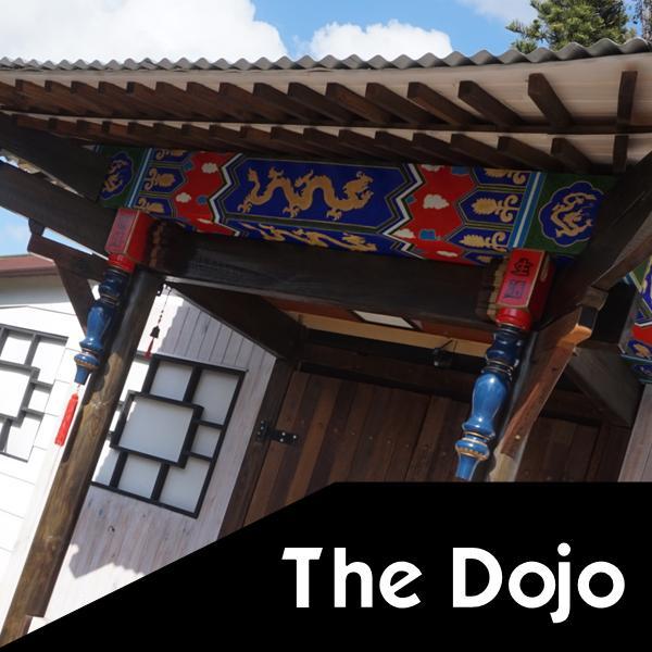 Maschera Il Dojo