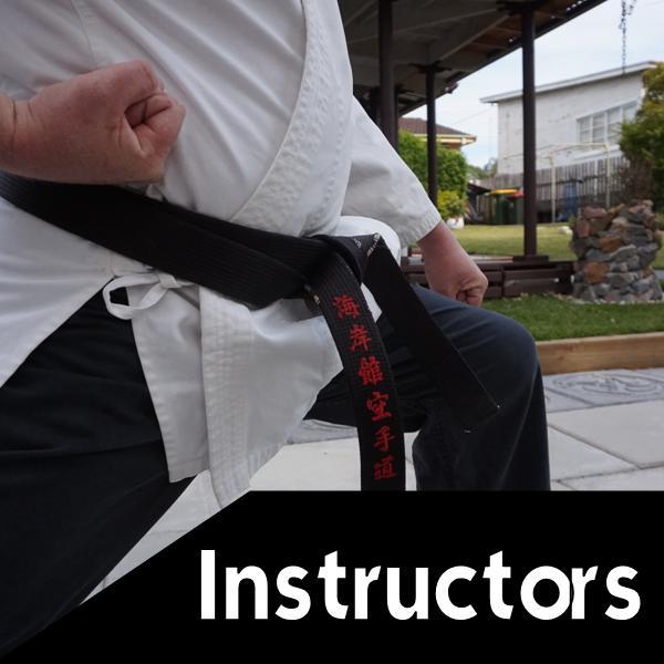 Maschera Instructors