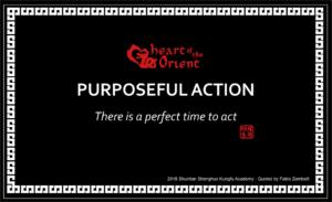 12 - PURPOSEFUL ACTION