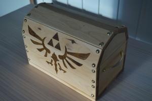 Zelda Treasure Chest for Nintendo Switch 2