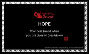 23 - HOPE