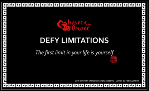 32 - DEFY LIMITATIONS
