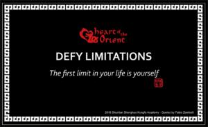 32 - DEFY LIMITATIONS
