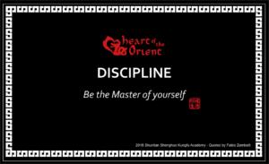 39 - DISCIPLINE
