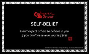 7 - SELF BELIEF